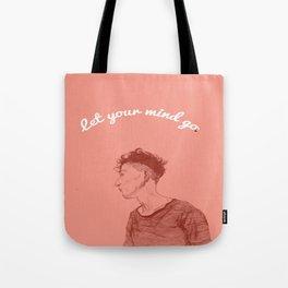 Let Your Mind Go(o) Tote Bag