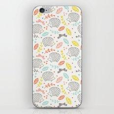 Hedgehogs iPhone & iPod Skin