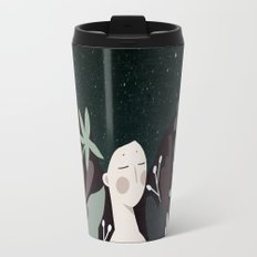 sleepiness Travel Mug