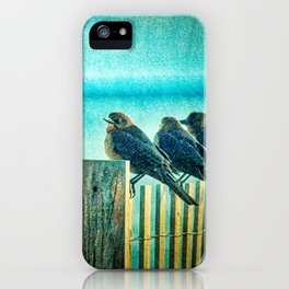 Morning Watch iPhone Case