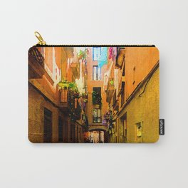 Barcelona Alley, #1 Carry-All Pouch