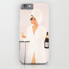 Morning Wine II iPhone Case