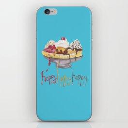 Ice Cream Case iPhone Skin