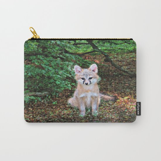 Little Grey Fox II Carry-All Pouch
