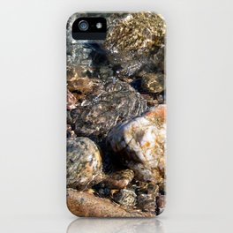 Bed Rock iPhone Case