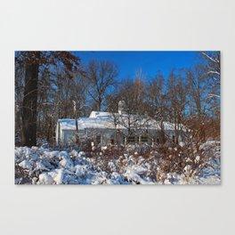 Wildwood Winter II Canvas Print