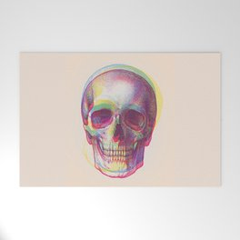 acid calavera Welcome Mat