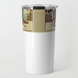 The League of Extraordinary David Bowies Travel Mug