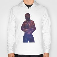 starlord Hoodies featuring Starlord, Legendary Outlaw? by ItsSabYo