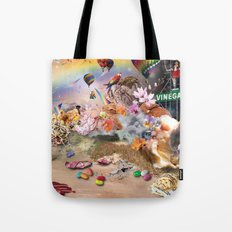 Collage 2 Tote Bag