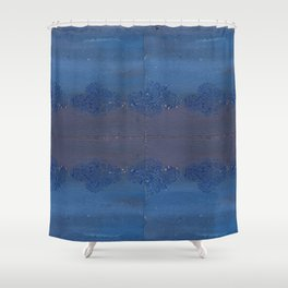 Influence from India Shower Curtain