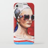 sunglasses iPhone & iPod Cases featuring Sunglasses by Ed Pires