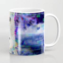 13 Glitch Photograph Coffee Mug