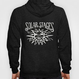 Solar Stages Logo Hoody