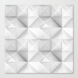 Unfold 2 Canvas Print