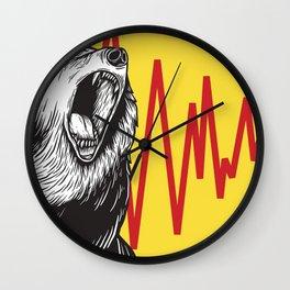 Business Wall Clock