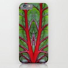 Swiss Chard - Leaf of Life iPhone 6s Slim Case