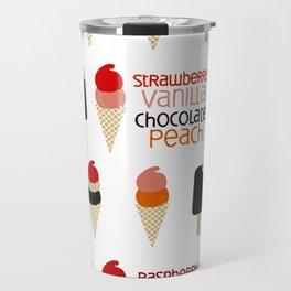 Ice Cream Age Travel Mug