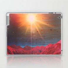 The Land of Fire (Night) Laptop & iPad Skin