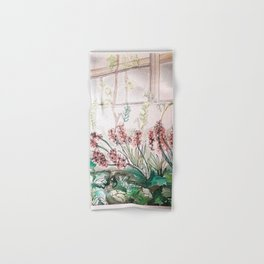 Allen Garden Conservatory Toronto Hand & Bath Towel