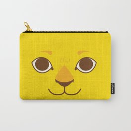 Little Lion Carry-All Pouch
