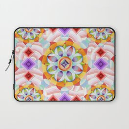 Beaux Arts Pink Waves Laptop Sleeve