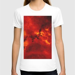 Rosette Nebula Photo T-shirt