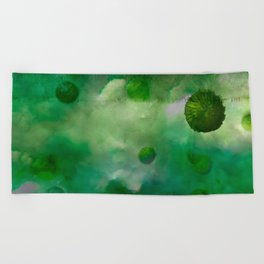 Aquatic Forest (Aquatic Creature) Beach Towel