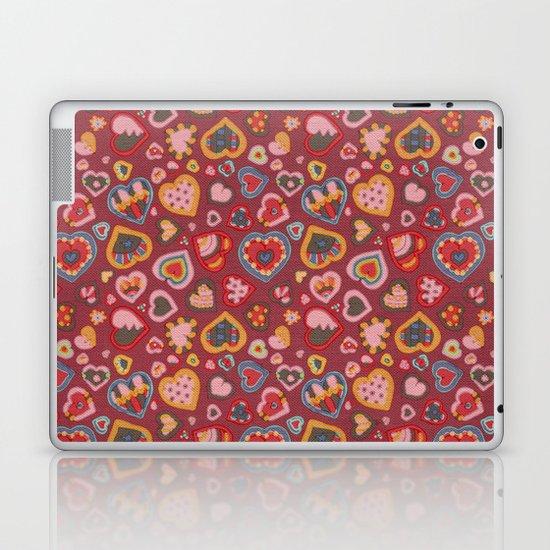 I Heart Patterns Laptop & iPad Skin