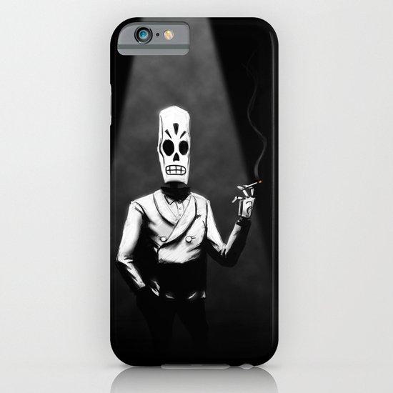 Manny Calavera iPhone & iPod Case