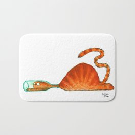 Bottle Bath Mat