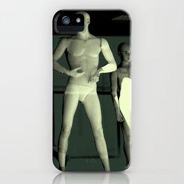 No Longer Needed iPhone Case