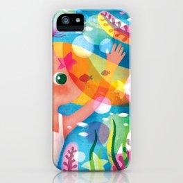 Hello Summer! iPhone Case