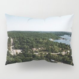 Parry Sound Lookout Pillow Sham