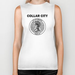 City of Trojans Biker Tank
