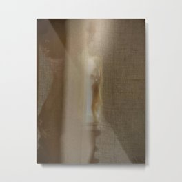 Abstract Femme Metal Print