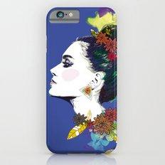 Blue Bun  Slim Case iPhone 6s