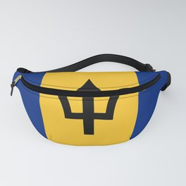 Flag of Barbados Fanny Pack