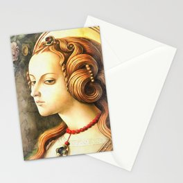 Carlo Crivelli remake of Magdalene Stationery Cards