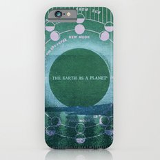 The Earth as a Planet iPhone 6s Slim Case