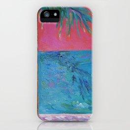 Hot Palms iPhone Case