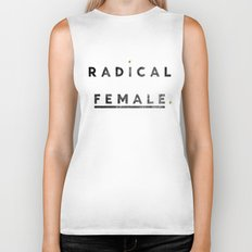 Radical Female Biker Tank