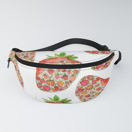 Strawberry Season Fanny Pack