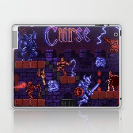 Curse Vania Dracula's Castle 3 Laptop & iPad Skin
