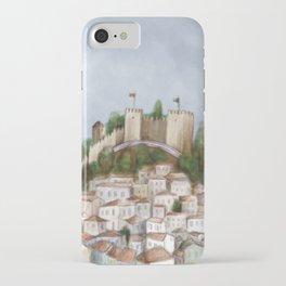 Lisboa landscape iPhone Case