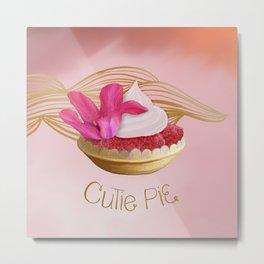Cutie Pie Metal Print