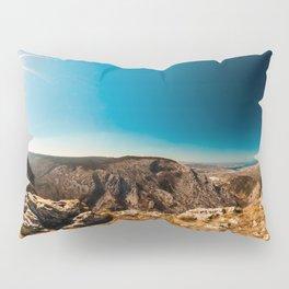 Sunny day in Val Rosandra Pillow Sham