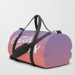 Catch Feels - Sunset Palette Duffle Bag