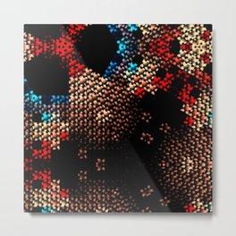 Pattern / GFTPattern279 Metal Print