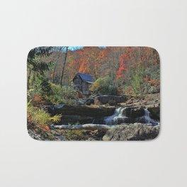 Autumn In West Virginia Bath Mat